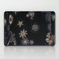 constellations iPad Cases featuring Constellations  by dreamshade