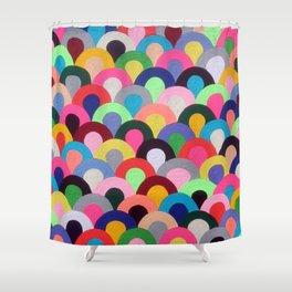 Cholas Shower Curtain