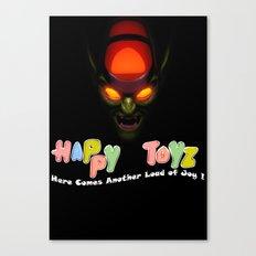 Happy Toyz (Alternate) Canvas Print