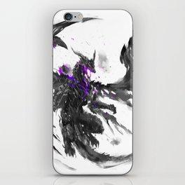 Darkeater iPhone Skin