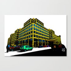 Berlin City Canvas Print