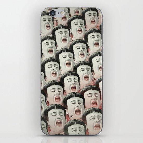 AAAA! II iPhone Skin