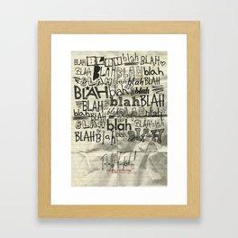 Spring Awakening Framed Art Print