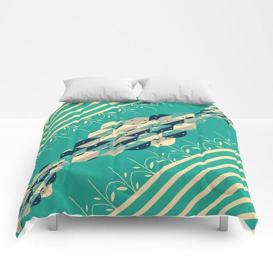 My favorite color  Comforters