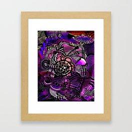 Knights Castle Framed Art Print