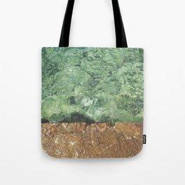 Sea contrast Tote Bag