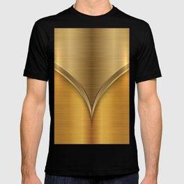 Brushed Gold T-shirt