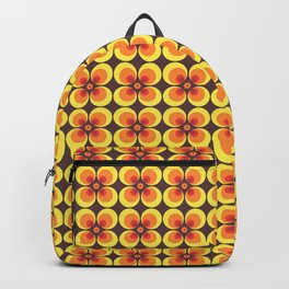 Groovy Sunset Baby Backpack