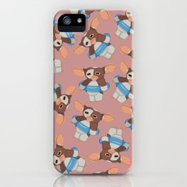 Gizmo wants to swim iPhone Case