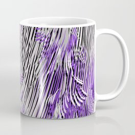 feathered lines Coffee Mug