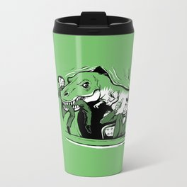 Lincoln Rex Metal Travel Mug