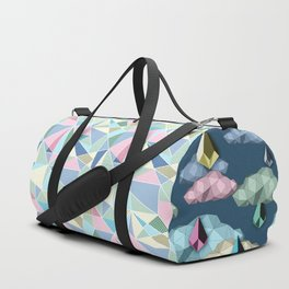 ORIGAMI Raining Day Duffle Bag
