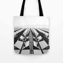 To the Limit - World Trade Center - NYC Tote Bag