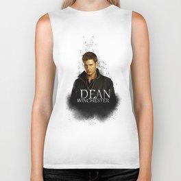 Dean Winchester - Supernatural Biker Tank