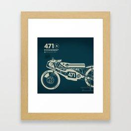 PRINT Nº008 Framed Art Print