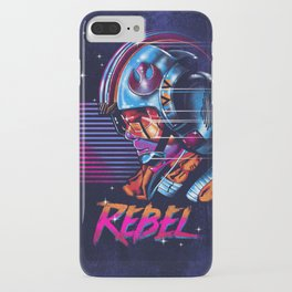 Rebel Rebel iPhone Case
