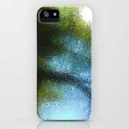 Outside World iPhone Case