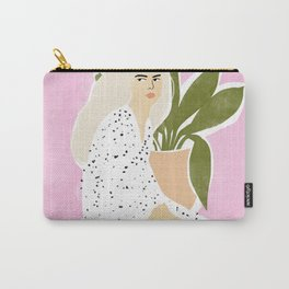 70s polka bangs Carry-All Pouch