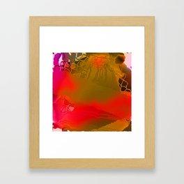 Olympicwave Framed Art Print