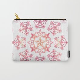 The pattern nebula. Carry-All Pouch