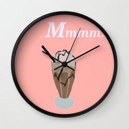 Mmmm... Wall Clock