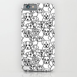 Oh Jack Russell Terrier iPhone Case