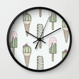 Sweet Treats Wall Clock