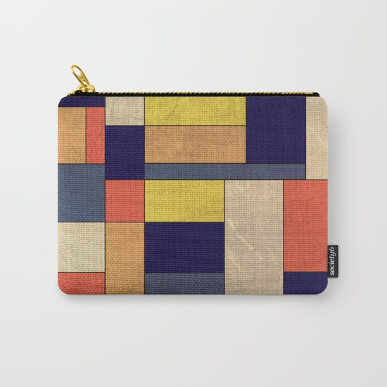 Abstract #350 Carry-All Pouch