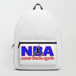 never broke again shirt Backpack