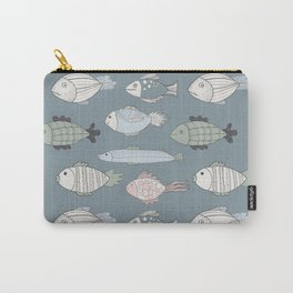 Fishky Carry-All Pouch