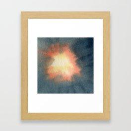 233Celcius Framed Art Print