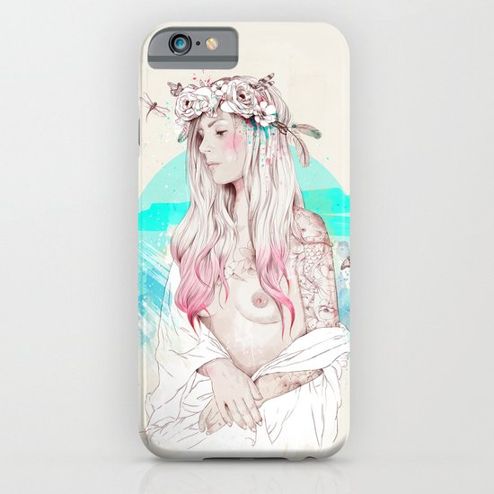 Gioconda iPhone & iPod Case