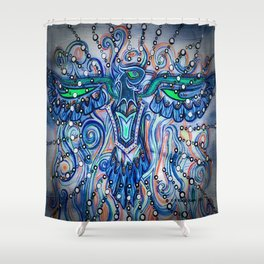 I Will Take You Higher Shower Curtain