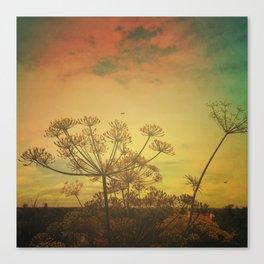Summer Enchantment Love Canvas Print