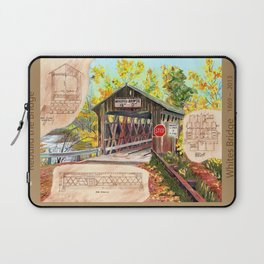 Rebuild the Bridge Laptop Sleeve