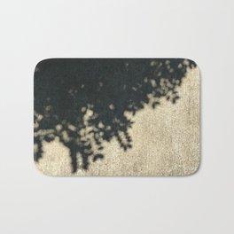 Shadow Print Bath Mat
