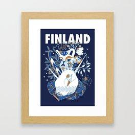 My Finland Framed Art Print