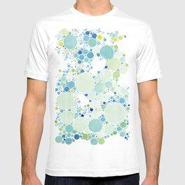 Watercolor Dots T-shirt