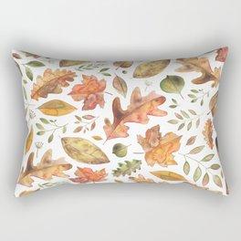 Autumn/Fall Leaves Rectangular Pillow