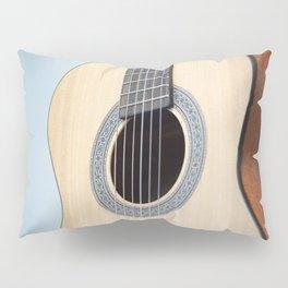 Classical Guitar Pillow Sham