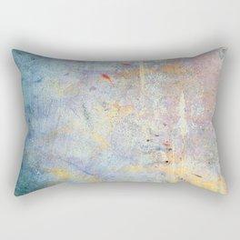 Old Cuban Architecture Texture | 2015 Rectangular Pillow