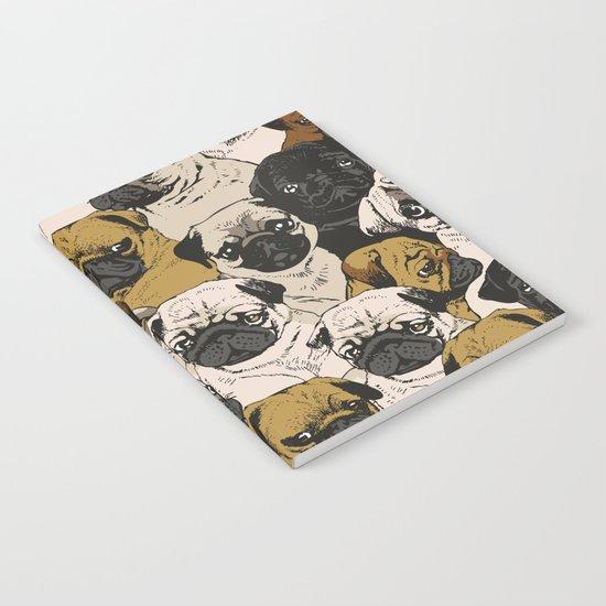 Social Pugz Notebook