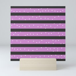 Dots & Lines 2 Mini Art Print
