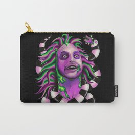 Stoned & Unusual - black Carry-All Pouch