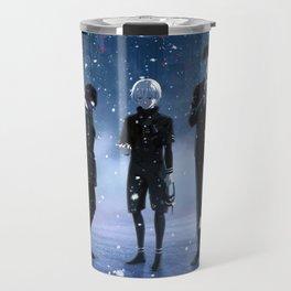 tokyo ghoul Travel Mug
