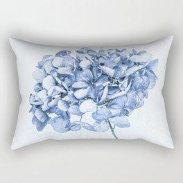 Hydrangea Blue 2 Rectangular Pillow