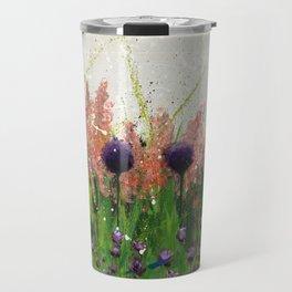 Fun in the Sun with Alliums Travel Mug