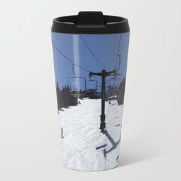 Chairlift Killington Travel Mug