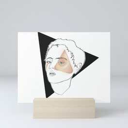 Pieces of me Mini Art Print