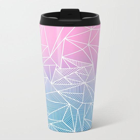 Barika Rays Metal Travel Mug